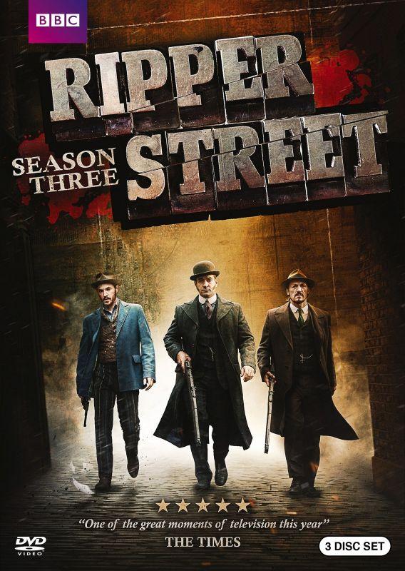 Ripper Street: Season Three [3 Discs] [DVD] 7785028