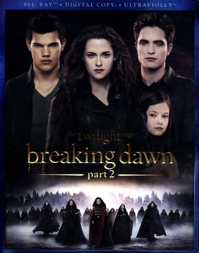 The Twilight Saga: Breaking Dawn - Part 2 [Blu-ray] [2012] 7788061