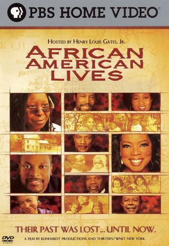 African American Lives [DVD] 7795344