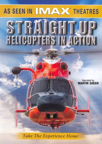 Straight Up: Helicopters in Action [DVD] [English] [2003] 7795638