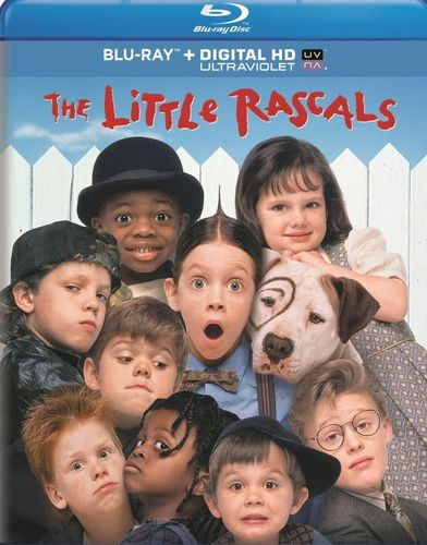 The Little Rascals [Includes Digital Copy] [UltraViolet] [Blu-ray] [1994] 7801318