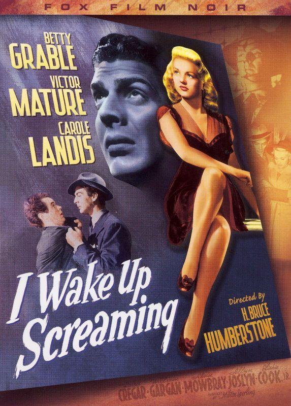 I Wake Up Screaming [DVD] [1941] 7807885
