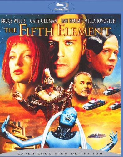 The Fifth Element [Blu-ray] [1997] 7808633