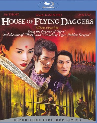 The House of Flying Daggers [Blu-ray] [2004] 7808651