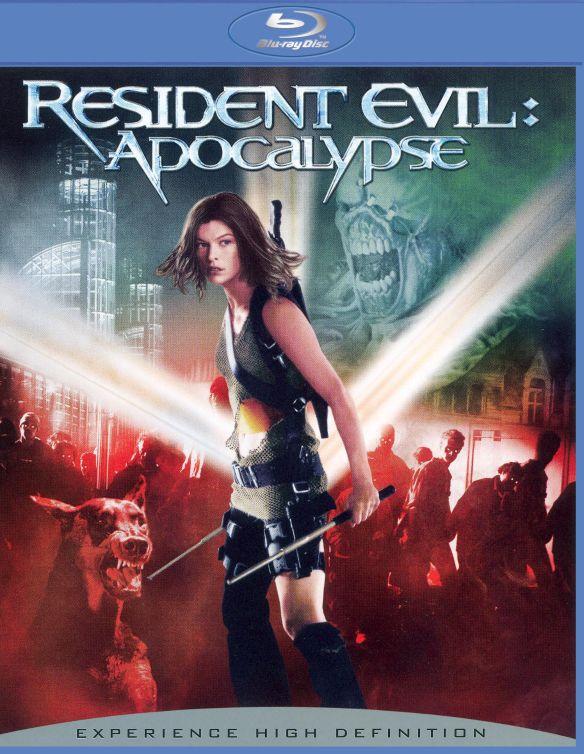 Resident Evil: Apocalypse [Blu-ray] [2004] 7808697
