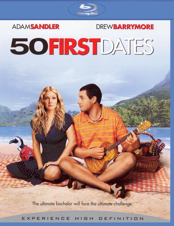 50 First Dates [Blu-ray] [2004] 7808713