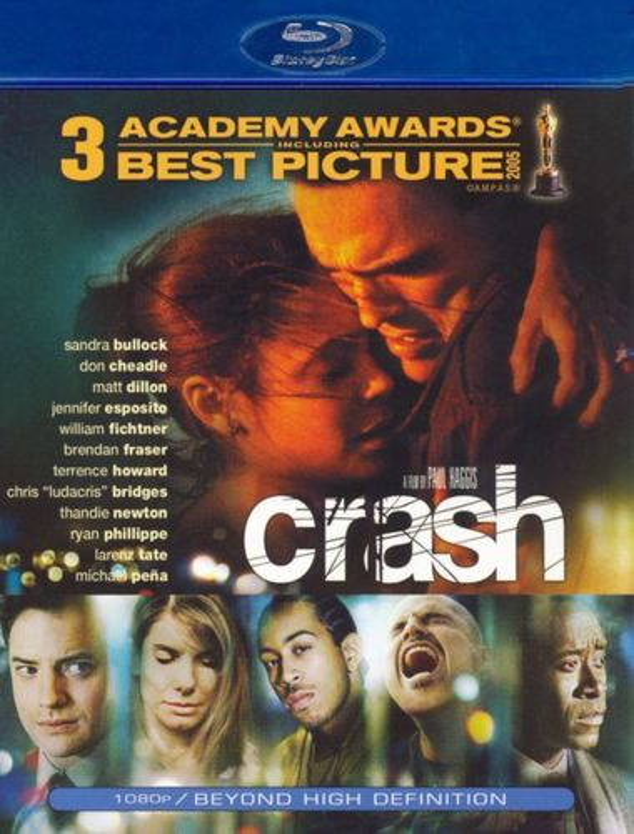 Crash [Blu-ray] [2005] 7817507
