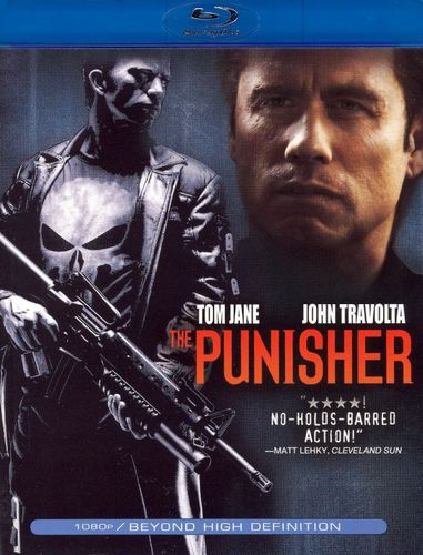 The Punisher [Blu-ray] [2004] 7817525