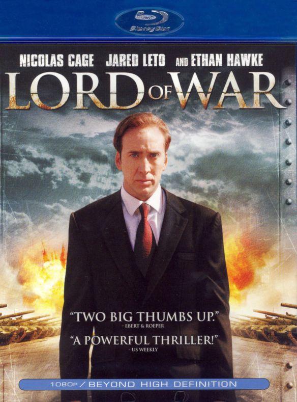 Lord of War [Blu-ray] [2005] 7817543
