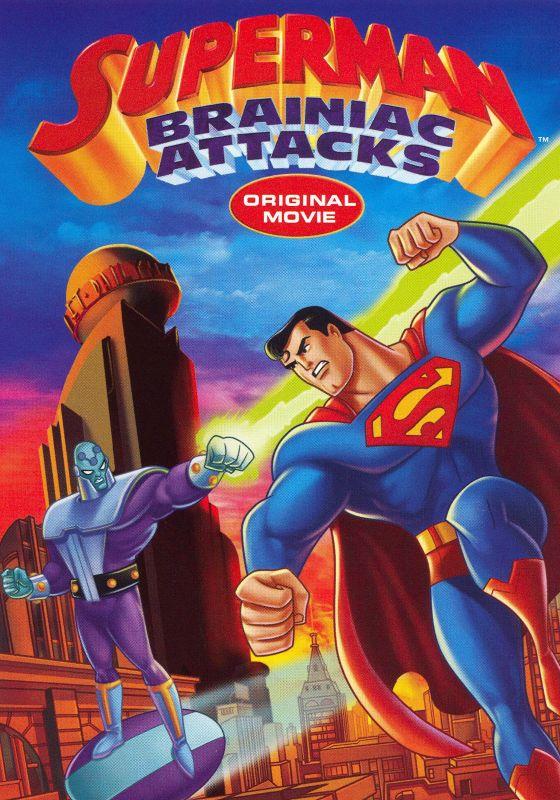 Superman: Brainiac Attacks [DVD] [2006] 7821146
