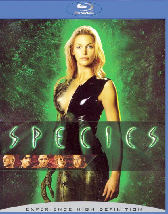 Species [Blu-ray] [1995] 7829503