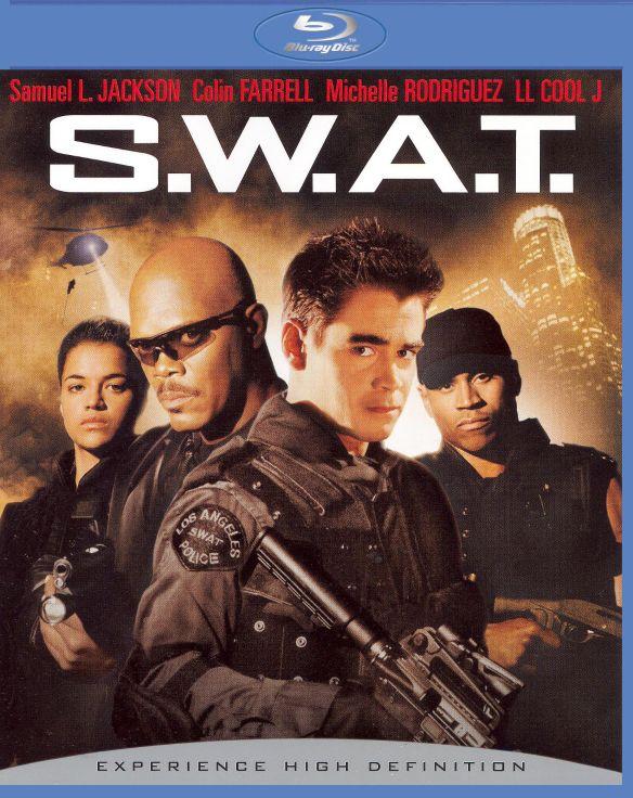 S.W.A.T. [Blu-ray] [2003] 7829521