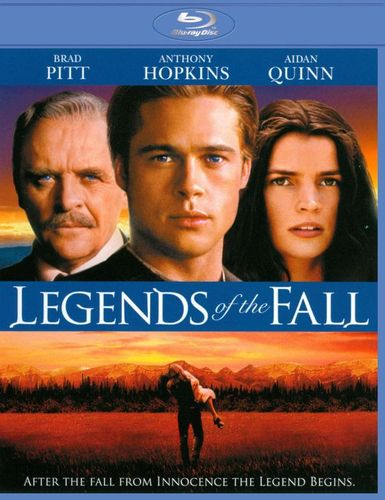 Legends of the Fall [Blu-ray] [1994] 7829549