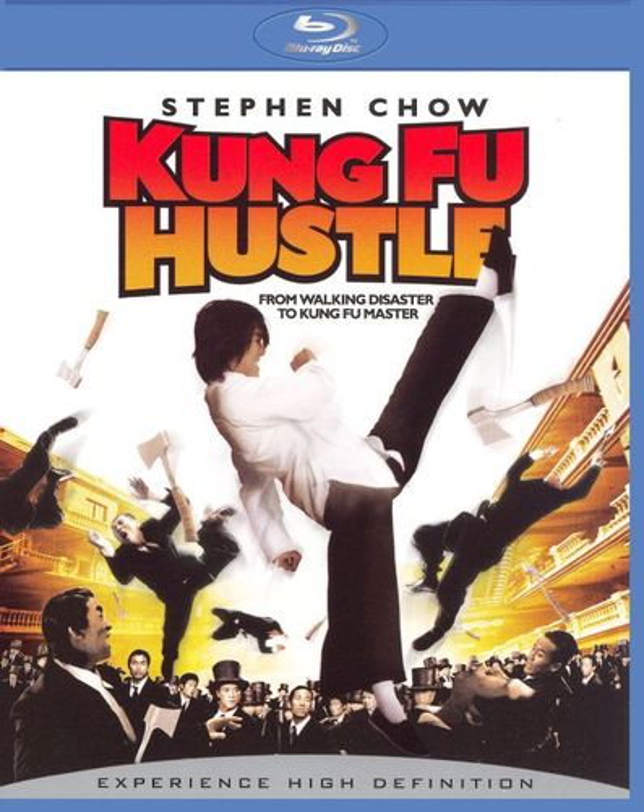 Kung Fu Hustle [Blu-ray] [2004] 7829969