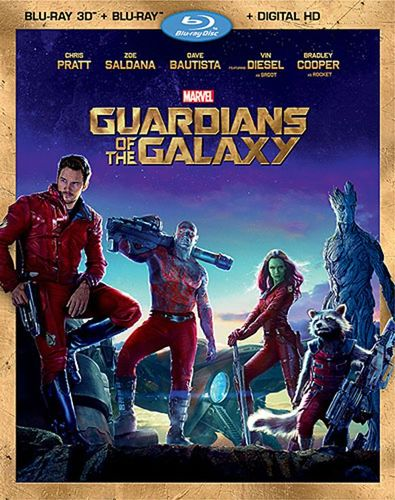 Guardians of the Galaxy [Includes Digital Copy] [3D] [Blu-ray] [Blu-ray/Blu-ray 3D] [2014] 7835041