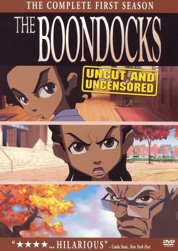 The Boondocks: The Complete First Season [3 Discs] [DVD] 7839299