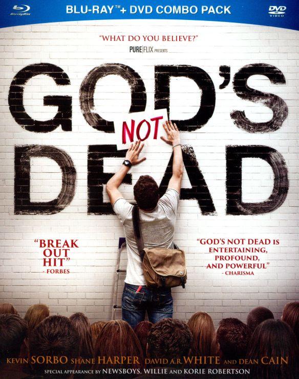 God's Not Dead [Blu-ray] [2014] 7841087