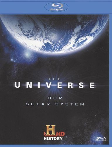The Universe: Our Solar System [Blu-ray] 7841142