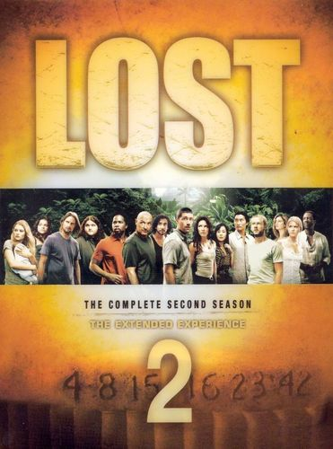 Lost: The Complete Second Season - The Extended Experience [7 Discs] [DVD] 7841188