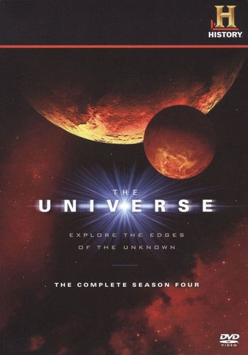 The Universe: The Complete Season Four [4 Discs] [DVD] 7842044