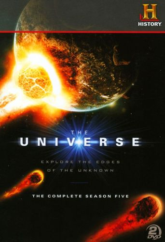 The Universe: The Complete Season Five [2 Discs] [DVD] 7842053
