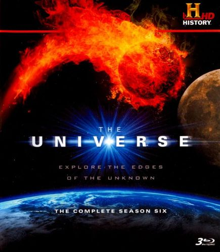 The Universe: The Complete Season Six [3 Discs] [Blu-ray] 7842071