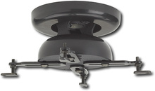 Sanus VisionMount Universal Projector Ceiling Mount Black VMPR1B