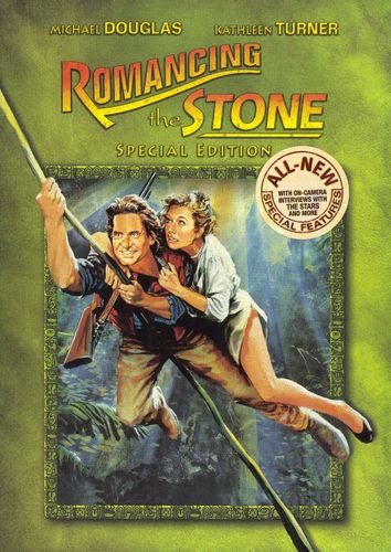 Romancing the Stone [Special Edition] [DVD] [1984] 7864028