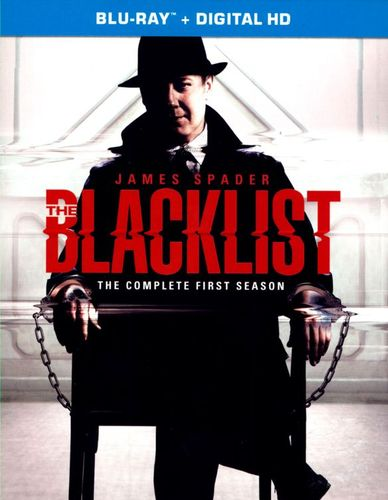 The Blacklist: The Complete First Season [5 Discs] [Blu-ray] 7869101