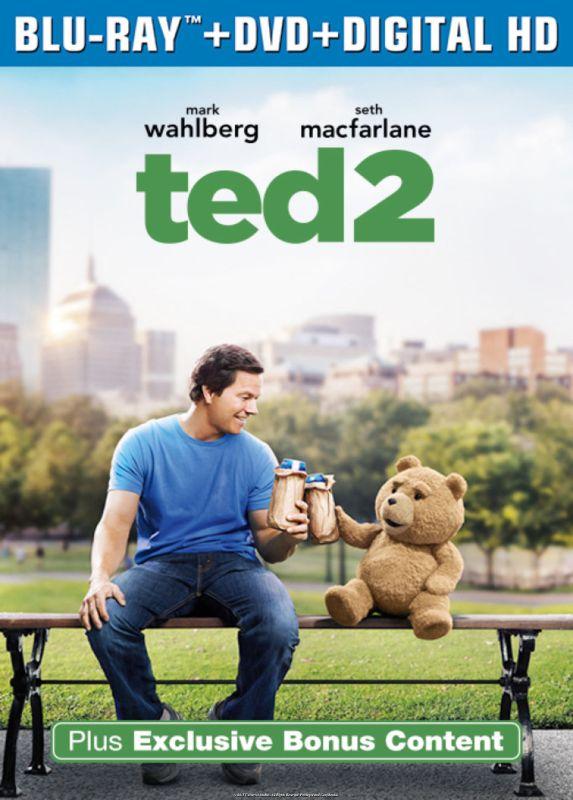 Ted 2 [Includes Digital Copy] [Blu-ray/DVD] [2015] 7877209