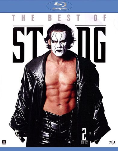 WWE: Sting - The Ultimate Collection [2 Discs] [Blu-ray] [2014] 7895169