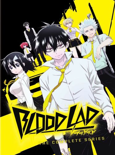 Blood Lad: The Complete Series [2 Discs] [DVD] 7895238