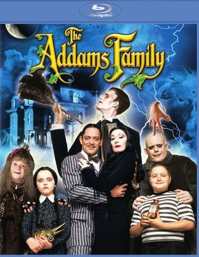 The Addams Family [Blu-ray] [1991] 7895256