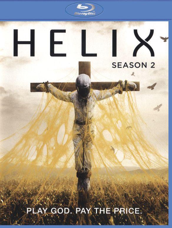 Helix: Season 2 [Includes Digital Copy] [UltraViolet] [Blu-ray] [2 Discs] 7899014