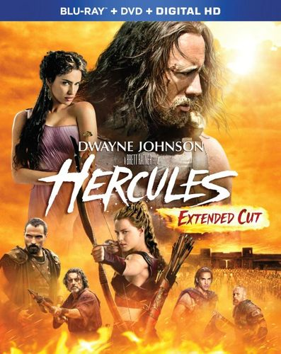 Hercules [2 Discs] [Includes Digital Copy] [Ultraviolet] [Blu-ray/DVD] [2014] 7902756