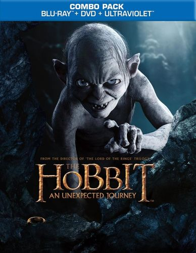 Hobbit: An Unexpected Journey [Blu-ray/DVD] [UltraViolet] [2012] 7905061