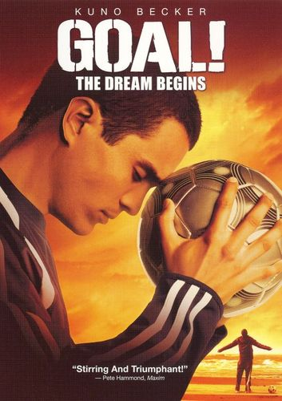 Goal! The Dream Begins [DVD] [2005] 7912529