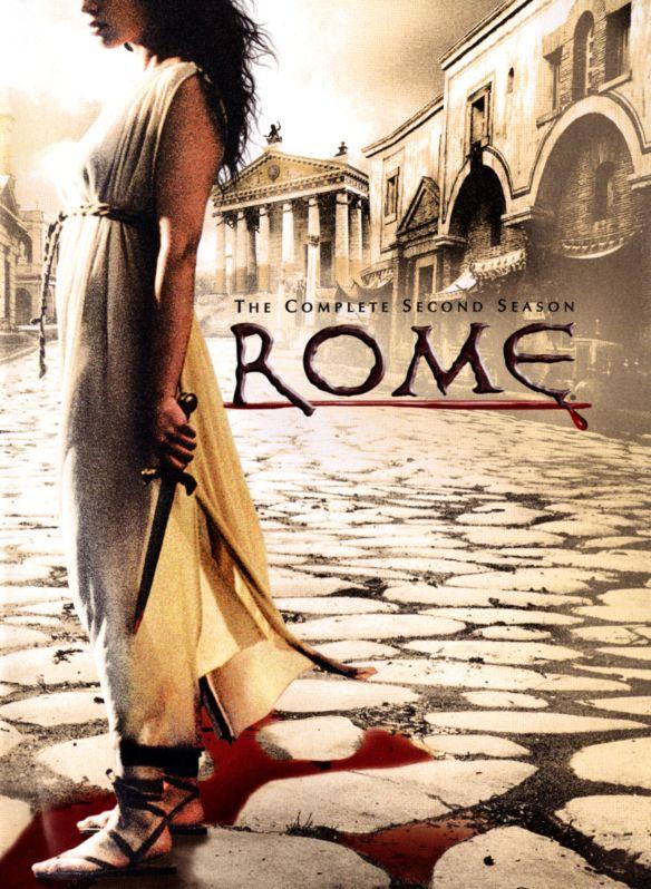 Rome: The Complete Second Season [5 Discs] [DVD] 7913078
