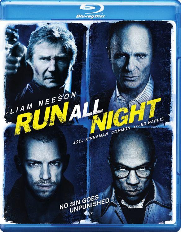Run All Night [UltraViolet] [Includes Digital Copy] [Blu-ray/DVD] [2 Discs] [2015] 7913096