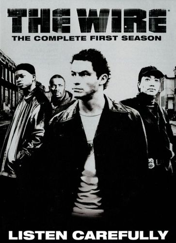 The Wire: The Complete First Season [5 Discs] [DVD] 7913129
