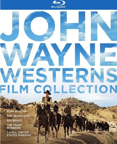 John Wayne Western Collection [5 Discs] [Blu-ray] 7913147