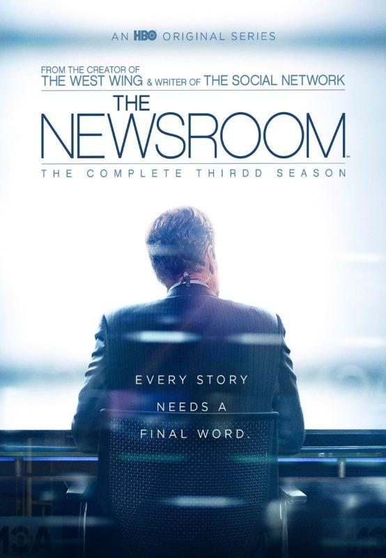 The Newsroom: The Complete Third Season [2 Discs] [DVD] 7913156