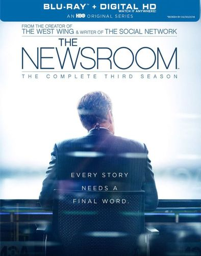 The Newsroom: The Complete Third Season [2 Discs] [Blu-ray] 7913339
