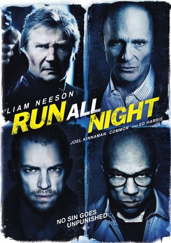 Run All Night [UltraViolet] [Includes Digital Copy] [DVD] [2015] 7913384