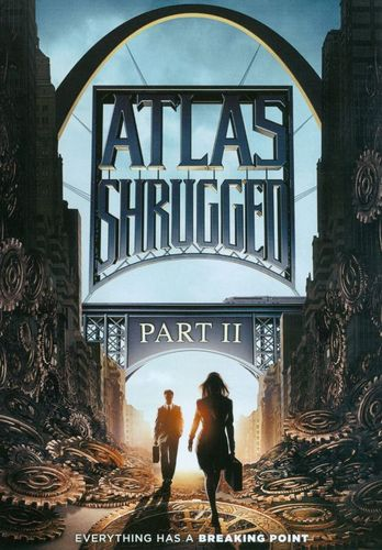 Atlas Shrugged Part II [DVD] [2012] 7929098