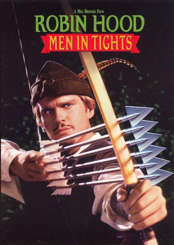 Robin Hood: Men in Tights [DVD] [1993] 7943194
