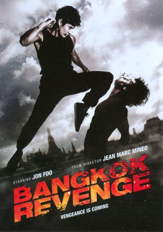 Bangkok Revenge [DVD] [2011] 7946225
