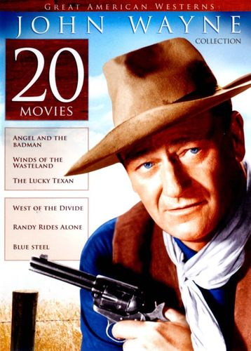 Great American Westerns: John Wayne Collection - 20 Movies [4 Discs] [DVD] 7948241