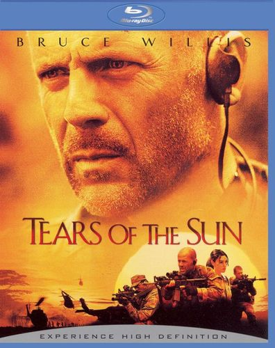 Tears of the Sun [Blu-ray] [2003] 7955572