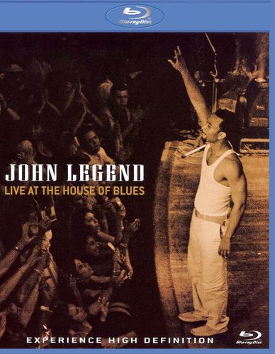 John Legend: Live at the House of Blues [Blu-ray] [2005] 7957892